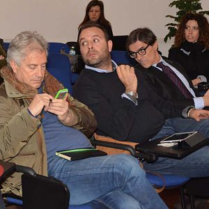 A sx Gianfranco Lamberti