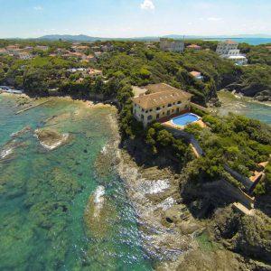 Castiglioncello, venduta la super villa dei vip ...