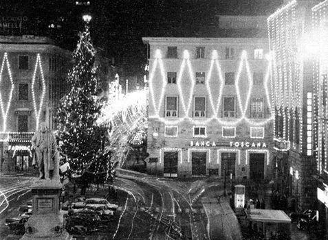 Immagini Natale Anni 60.Il Natale A Livorno Negli Anni 60 Quilivorno Archivio