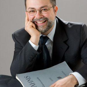 Il pianista Roberto Pegoraro