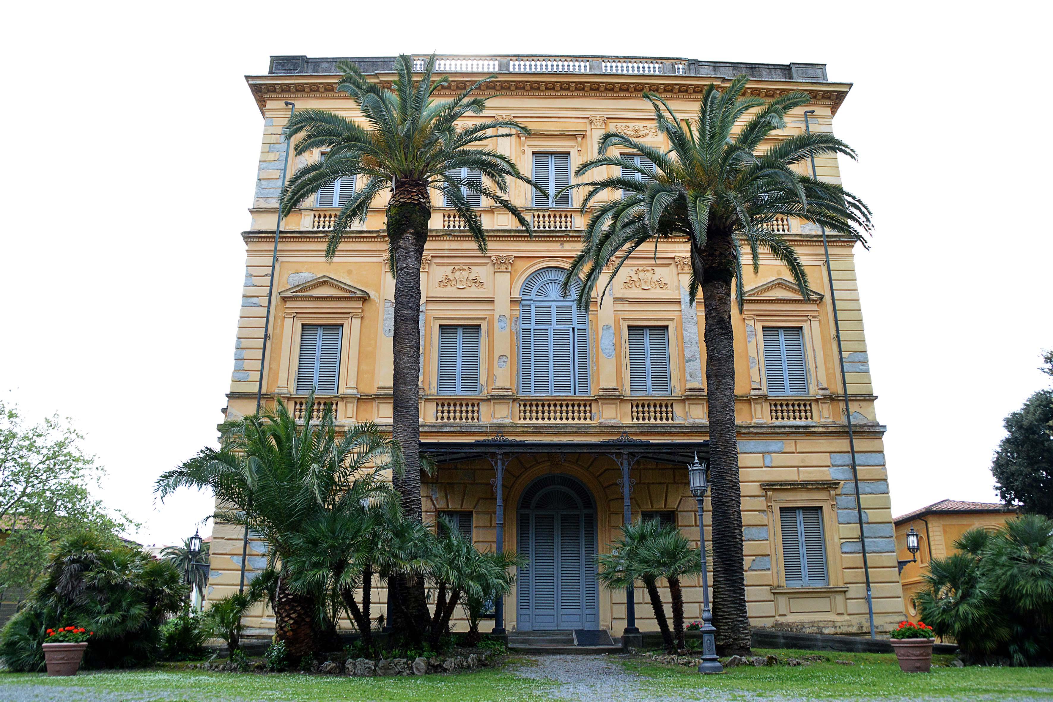 """""""Le stanze"""" di Barresi a Villa Mimbelli - QuiLivorno Archivio"""